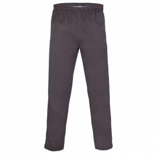 Authentic Klein Damen Reha-Hose nach OP, für Kur oder Sport mit durchgehendem 2-Wege Reißverschluss in schwarz
