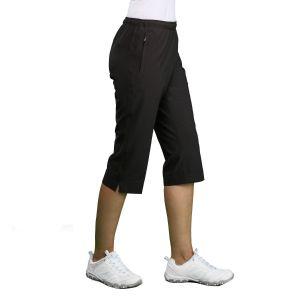 Authentic Klein atmungsaktive und komfortable Damen ¾ Sport- und Freizeithose (Bi-Stretch)